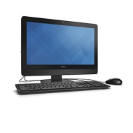 Dell Inspiron 20 Signature Edition All-in-One Computer / 19.5-inch HD+ (1600 x 900) touchscreen / Intel Celeron N2830 2.16GHz/ 4GB memory / 500GB HDD
