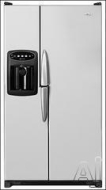 Maytag Freestanding Side-by-Side Refrigerator MZD2667HE