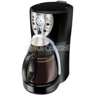 Mr. Coffee ISX43 12 Cup Programmable Coffeemaker