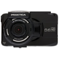 Praktica 10GW Car Dash Camcorder with GPS and Wireless