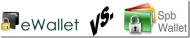 Spb Wallet 1.5 vs. eWallet 6