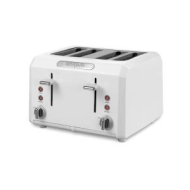 Waring Pro Professional Cool-Touch 4-Slice Toaster, white