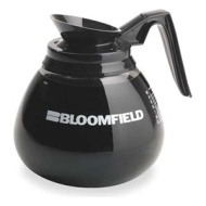 Bloomfield 4H-DCF8913O3 Glass Decanter, Decafe