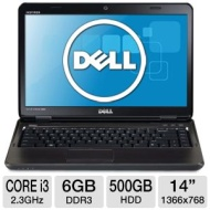 "Dell Inspiron 14R i14RN-1818DBK 14"" Notebook Computer (Black)"