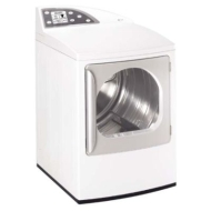 GE Profile 7.3 cu. ft. Electric King Size Capacity Dryer - DPGT750EC