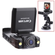 HD 1280x960 Driving Recorder Night Vision Portable Car Camera Camcorder DVR