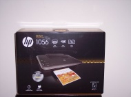 HP Deskjet 1056 All-in-One Printer--Print/ Scan/Copy