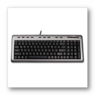 Labtec Ultra-Flat Keyboard (S2253090)