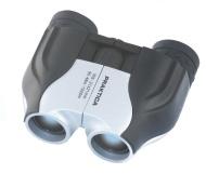 Praktica W9 21x21 Ultra Compact Micro Zoom Binoculars - Black/Silver