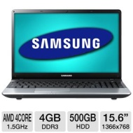 Samsung Series 3 305E5AI - 15.6&quot; - A series A6-3420M - Windows 7 Home Premium 64-bit - 4 GB RAM - 500 GB HDD