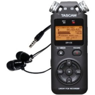 TASCAM DR-05EB Portable Digital Recorder