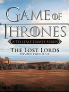 Game of Thrones - Episode 2: The Lost Lords- Xbox 360