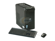 Gateway DX4850-27EU2 (PT.GBL02.R17) Refurbished Desktop PC Intel Core i5 2300(2.80GHz) 6GB DDR3 1.5TB HDD Capacity Intel HD Graphics 2000 Windows 7 Ho