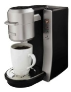 Green Mountain Coffee Mr Coffee KG2 Single Cup Brewer