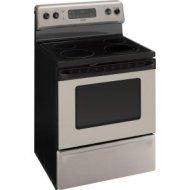 Hotpoint 30-Inch Smooth Freestanding Electric Range (Color: White) RB790DRWW
