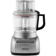 KitchenAid Food Processor with 2 Bowls