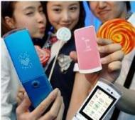 LG lollipop phones look cute