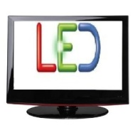 "16"" Super Slim 12v-24v /230v LED TV Multi Region DVD, Freeview, USB Record. Made in UK"