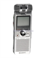 Sony ICD-MX20DR9 - Digital voice recorder - flash 32 MB