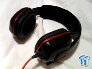AZiO Levetron GH808 USB Gaming Headset