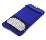 Cosmos Blue Color Neoprene Carrying Protection Sleeve Case Cover for Apple Wireless Keyboard & Magic Mouse