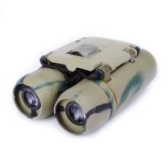 Daditong Mini 30X60 Zoom camping en plein air Camouflage Jumelles télescope