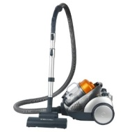 Electrolux - Access T8 HEPA Bagless Canister Vacuum - Gold/Granite Gray EL4071A