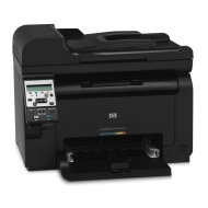 HP Multifunción láser color Color LaserJet Pro 100 M175nw red + inalámbrica