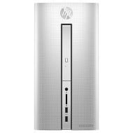 HP Pavilion 570 Desktop PC, Intel Core i5, 8GB RAM, 2TB, AMD Radeon R5