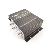 LEPAI LP2020A+ mini Digital T-Amp - Hi-Fi Stereo Amplifier TA2020, Tripath IC for Home, Boat or Car