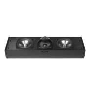 OS3-CC Center Channel High Gloss Black Speaker