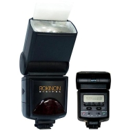 Rokinon D980AF-N - iTTLAF PowerZoom Camera Flash for Nikon D40/D60/D5000/D3000 DSLR