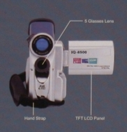 Supersonic IQ-8500 Digital Video Camera