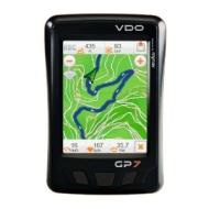 VDO GPS Bike Computer GP7 Full, 11,5 x 7,5 x 3,0 cm  GP710F008220101