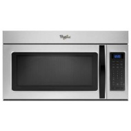 Whirlpool 30 in. Over the Range Microwave w/ 2-Speed Fan - Metallic