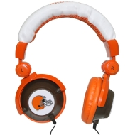 iHip NFL Team Logo DJ Headphone - Cleveland Browns