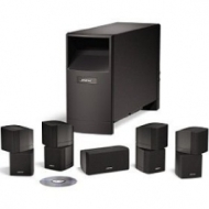Bose\u00ae Acoustimass\u00ae 10 Series IV home entertainment speaker system - Black