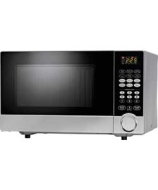 Cookworks Microwave with Grill - Silver