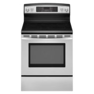 Architect Series II: 30'' Freestanding Electric Range with 5 Radiant Elements 5.3 cu. ft