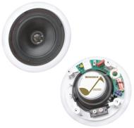"Musica 625C 6.5"" In-Ceiling Speakers, Pair"