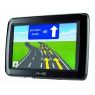 "Mio Spirit 485 4.3"" Sat Nav with UK and Ireland Maps"