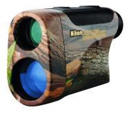 Nikon Monarch Gold Laser 1200 - Rangefinder ( laser ) 7 x 25 - fogproof, waterproof