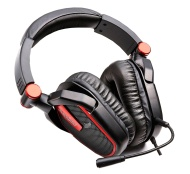 Perixx AX-1000B, Gaming Headset - Detachable Microphone - 6 Feet Braided Fiber Cable - Gold-plated Audio Connector - Stereo sound with 50mm speaker