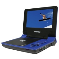 Sylvania Portable DVD Player w/ 7 in. (Diagonal) Dual Screen Widescreen Displays