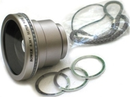 Bower Small 0.38X Magnetic Wide Angle Lens - Bower VL38MS