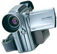 Canon Optura 200MC Mini DV Camcorder