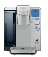 Factory Refurbished Cuisinart SS-700 Single Serve Brewing System, Silver - Powered by Keurig