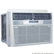 Frigidaire FRA126CT1 12,000 BTU Compact Window Air Conditioner with Temperature Sensing Remote