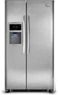 Frigidaire Freestanding Side-by-Side Refrigerator FGHS2655K
