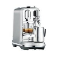 Nespresso The Creatista Plus Coffee Machine by Sage - Stainless Steel